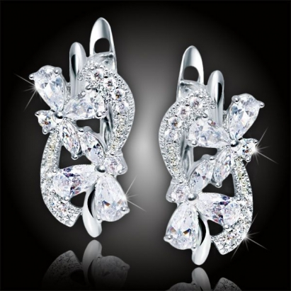 Náušnice La Diamantina Ambrosia