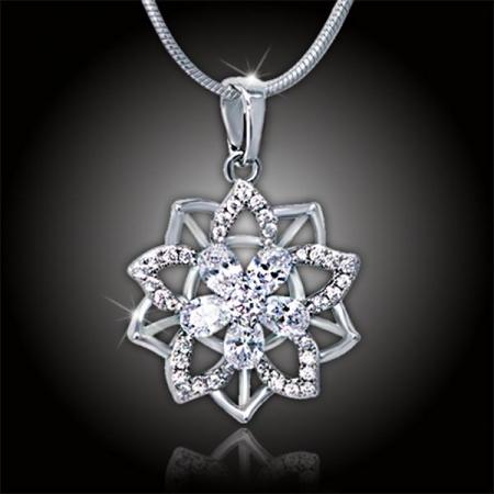 Romantický náhrdelník Florencia