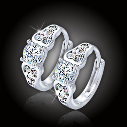 Náušnice La Diamantina Elvia