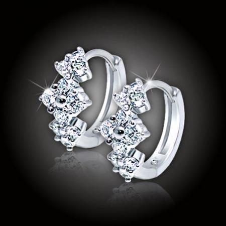 Náušnice La Diamantina Charlotte