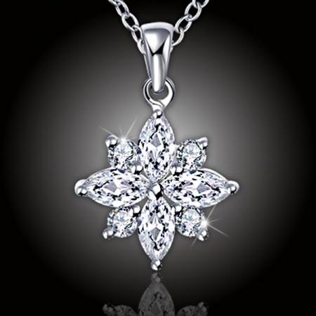 Okouzlující Diamantová květina