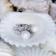 Perlové náušnice Pearl Princess White Pearl