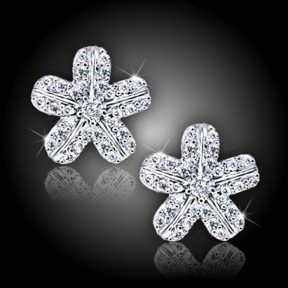 Náušnice La Diamantina Amaryllis