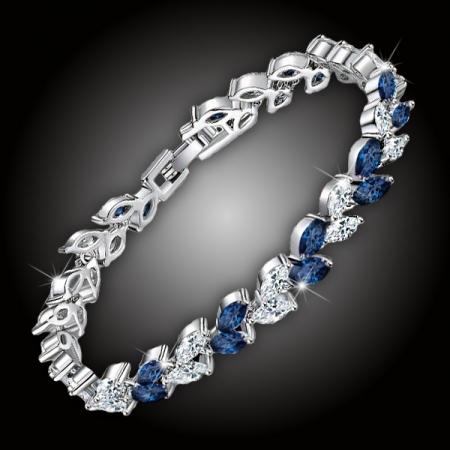 Náramek Aphrodite Royal Blue