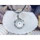 Perlové náhrdelník Destiny - White Pearl