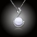 Perlové náhrdelníky